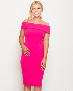 FSHN Pink Dress-9