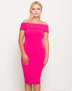 FSHN Pink Dress-1