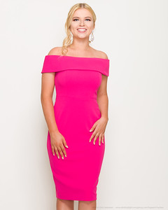FSHN Pink Dress-6