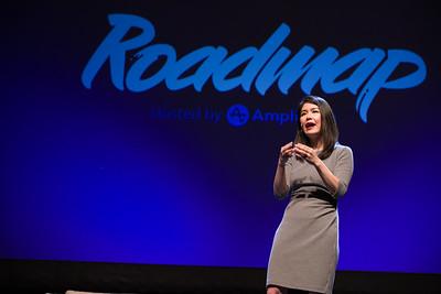 RoadMap SF Amplitude @Amplitude_HQ #roadmap Yardley Ip Pohl  💥 @yipstas @Thrive @womenpm Show Sponsors @womenpm @Optimizely & @segment