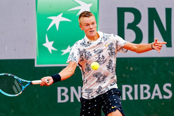 01.01 Holger Rune - Roland Garros juniors 2019