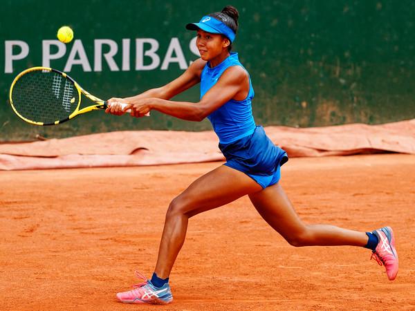 01.02 Leylah Annie Fernandez - Roland Garros juniors 2019