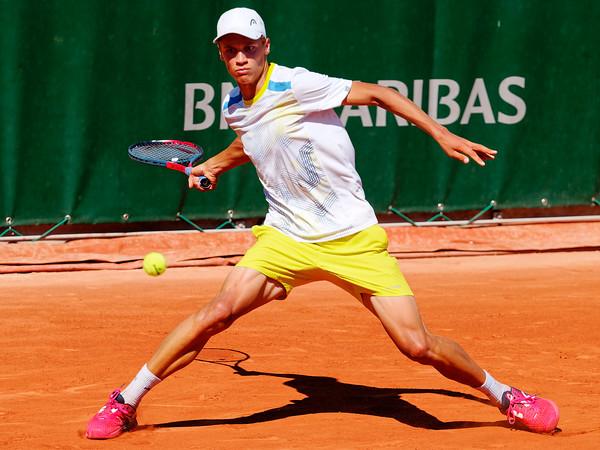 01.05 Jonas Forejtek - Roland Garros juniors 2019