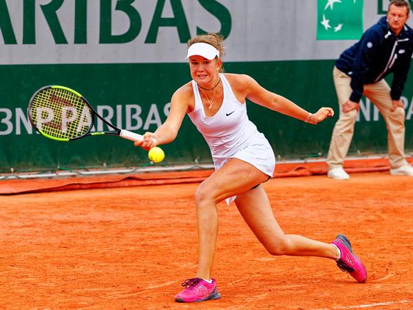 01.04b Kamilla Bartone - Roland Garros juniors 2019