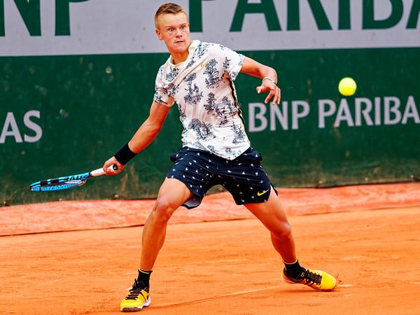 01.01a Holger Rune - Roland Garros juniors 2019