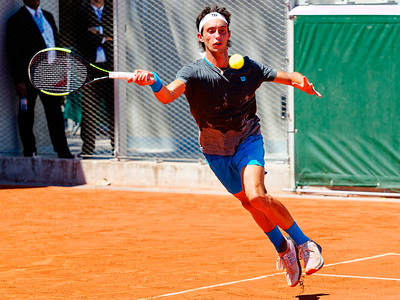 01.03a Thiago Agustin Tirante - Roland Garros juniors 2019