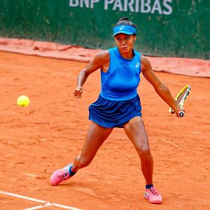 01.02b Leylah Annie Fernandez - Roland Garros juniors 2019