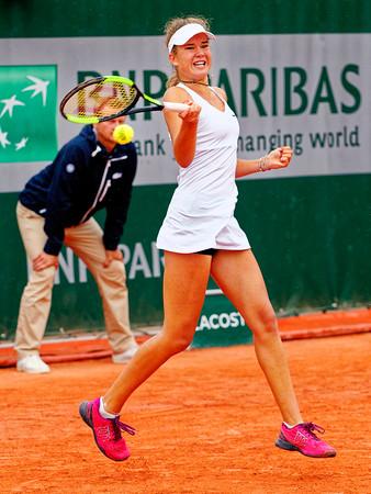 01.04a Kamilla Bartone - Roland Garros juniors 2019
