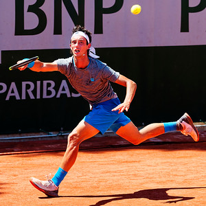 01.03 Thiago Agustin Tirante - Roland Garros juniors 2019