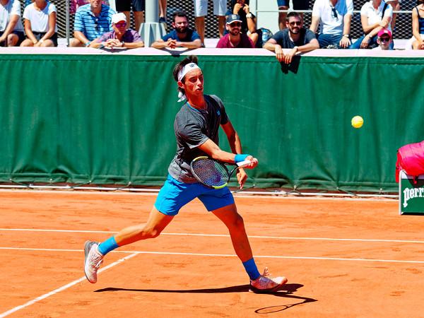 01.03b Thiago Agustin Tirante - Roland Garros juniors 2019