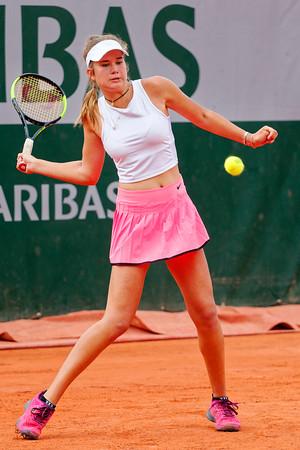 01.04 Kamilla Bartone - Roland Garros juniors 2019