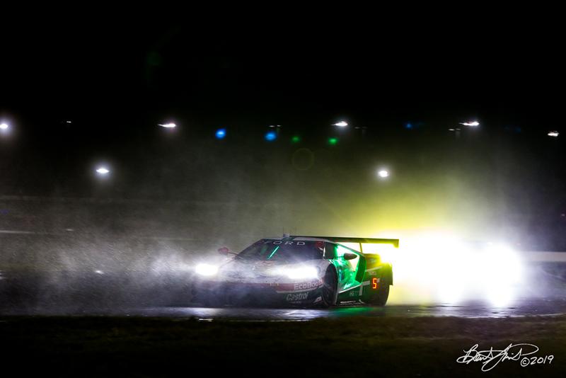 Rolex 24 at Daytona - IMSA WeatherTech SportsCar Championship - Daytona International Speedway - 67 Ford Chip Ganassi Racing, Ford GT, Ryan Briscoe, Richard Westbrook, Scott Dixon