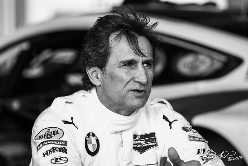 Rolex 24 at Daytona - IMSA WeatherTech SportsCar Championship - Daytona International Speedway - 24 BMW Team RLL, BMW M8 GTE, Alex Zanardi