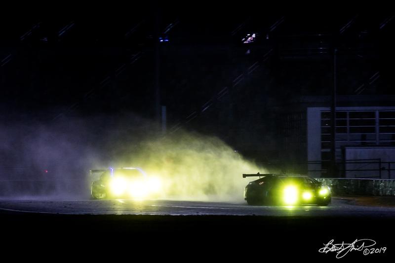 Rolex 24 at Daytona - IMSA WeatherTech SportsCar Championship - Daytona International Speedway - 46 EBIMOTORS, Lamborghini Huracan GT3, Emanuele Busnelli, Fabio Babini, Taylor Proto, Giacomo Alto?