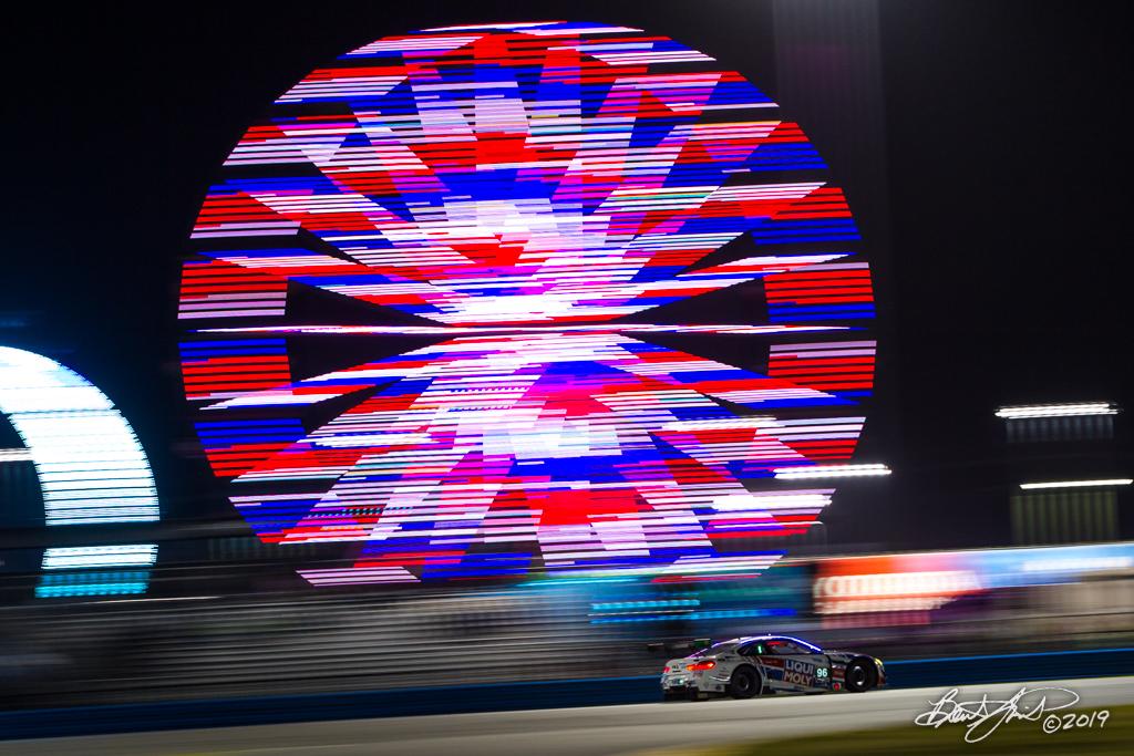 Rolex 24 at Daytona - IMSA WeatherTech SportsCar Championship - Daytona International Speedway - 96 Turner Motorsport, BMW M6 GT3, Bill Auberlen, Robby Foley, Dillon Machavern, Jens Klingmann