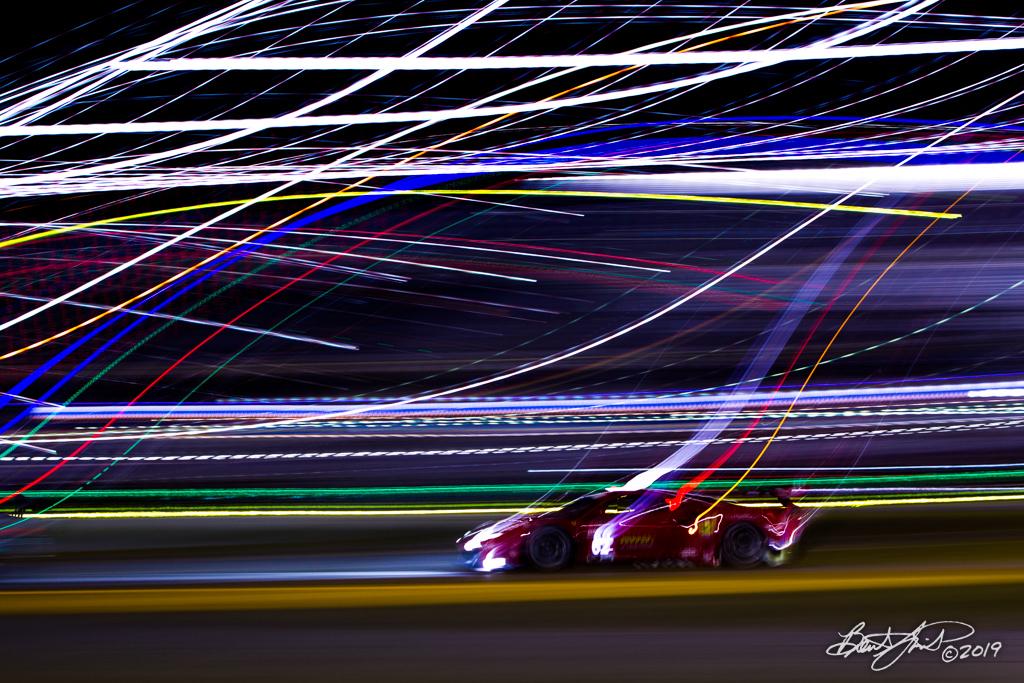 Rolex 24 at Daytona - IMSA WeatherTech SportsCar Championship - Daytona International Speedway - 62 Risi Competizione, Ferrari 488 GTE, Miguel Molina, Alessandro Pier Guidi, James Calado, Davide Rigon