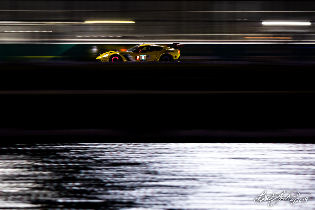 Rolex 24 at Daytona - IMSA WeatherTech SportsCar Championship - Daytona International Speedway - 4 Corvette Racing, Corvette C7.R, Oliver Gavin, Tommy Milner, Marcel Fassler