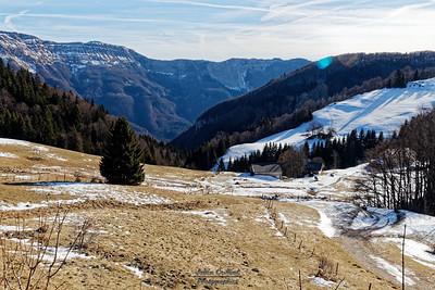 A la Borne au Lion : Vallée de la Valserine