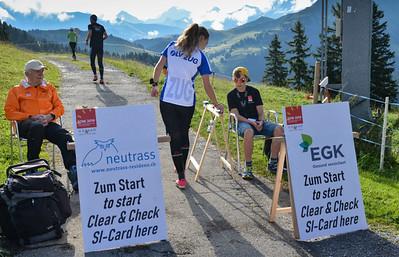 Swiss O week, 2019, 4.Etappe, Hornberg