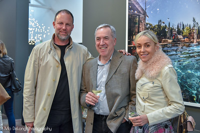 Tim O'Shea, Michael Gray and Agnieszka Pilat