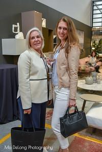 Caryn Schalberg and Lucie Ebnerova