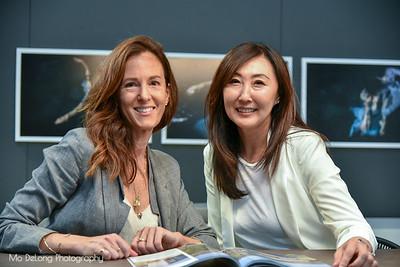 Serena Armstrong and Helen Yang-Fung