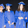 Poughkeepsie High School Valedictorian Minh Chau and Salutatorian Victoria Horner were among those in attendence for the 147th Commencement Exercises for the graduating Class of 2019 on Friday, June 28, 2019 in Poughkeepsie, NY. Hudson Valley Press/CHUCK STEWART, JR.