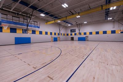 Schorr Architects - Thomas Ewing Junior High - Lancaster Ohio