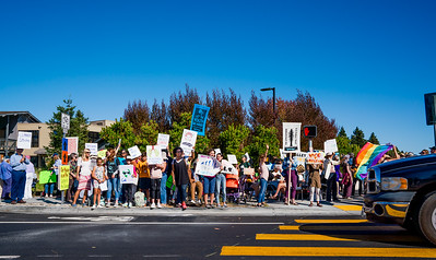 2019 Climate March - Mill Valley - Steve Disenhof-6293
