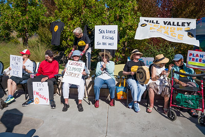 2019 Climate March - Mill Valley - Steve Disenhof-6162