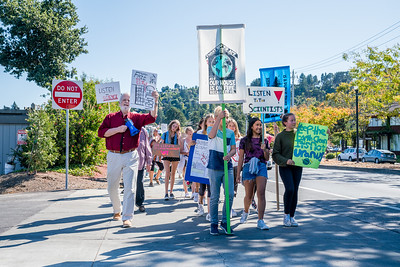 2019 Climate March - Mill Valley - Steve Disenhof-6233