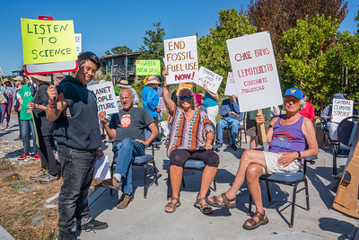 2019 Climate March - Mill Valley - Steve Disenhof-6147
