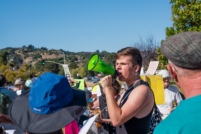 2019 Climate March - Mill Valley - Steve Disenhof-6322