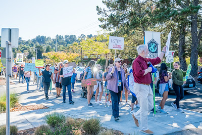 2019 Climate March - Mill Valley - Steve Disenhof-6235