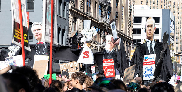Climate Strike Protest SF 6 (Terry Scussel)