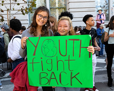 Climate Strike Protest SF 9 (Terry Scussel)