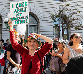 Climate Strike Protest SF 7 (Terry Scussel)