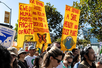 Climate Strike Protest SF 10 (Terry Scussel)