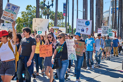 Climate Strike - San Jose