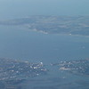 Portsmouth, Gosport and the Isle of Wight seen from my Heathrow-Gibraltar flight, 18.09.2019.