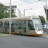 Tao Orleans Tramway Alstom Citadis tram no. 47 at Gare D'Orleans on Line A, 05.09.2019.