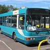 Arriva DAF Wright Cadet LJ51DFE 2762 at Bletchley on the 4 to Central Milton Keynes (running through as the 14 to Wolverton), 13.09.2019.