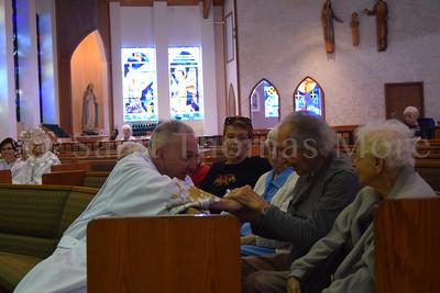 Shut-In Mass and Teddy Bear Luncheon