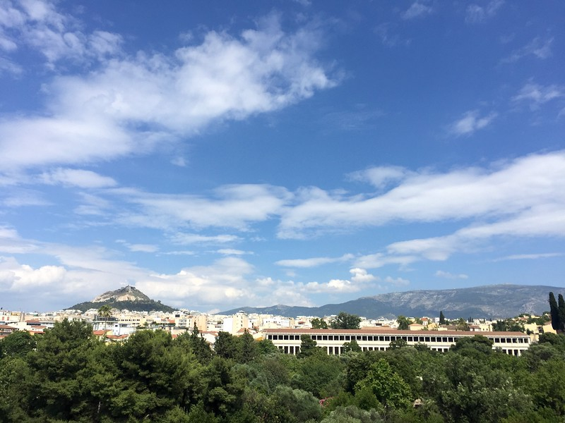 <b>Stoa of Attalos</b> <br>Athens, GR <br>June 4, 2019