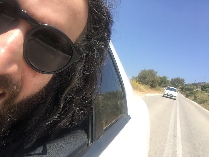 <b>Me</b> <br>Paros, GR <br>June 6, 2019