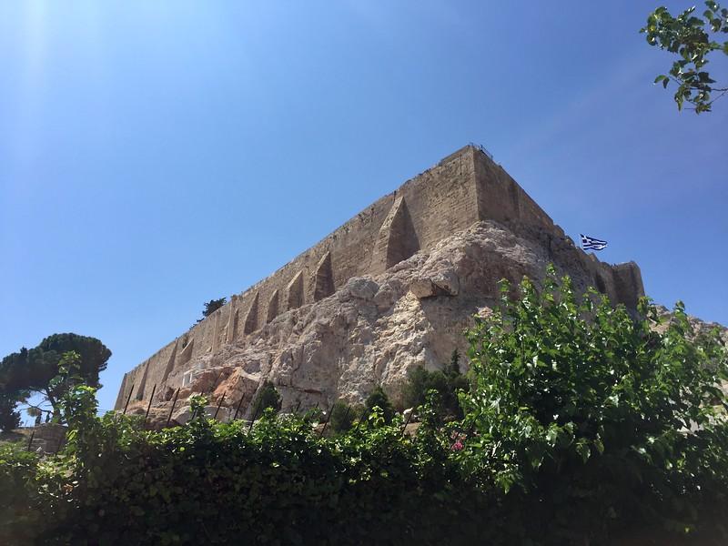 <b>Acropolis</b> <br>Athens, GR <br>June 3, 2019