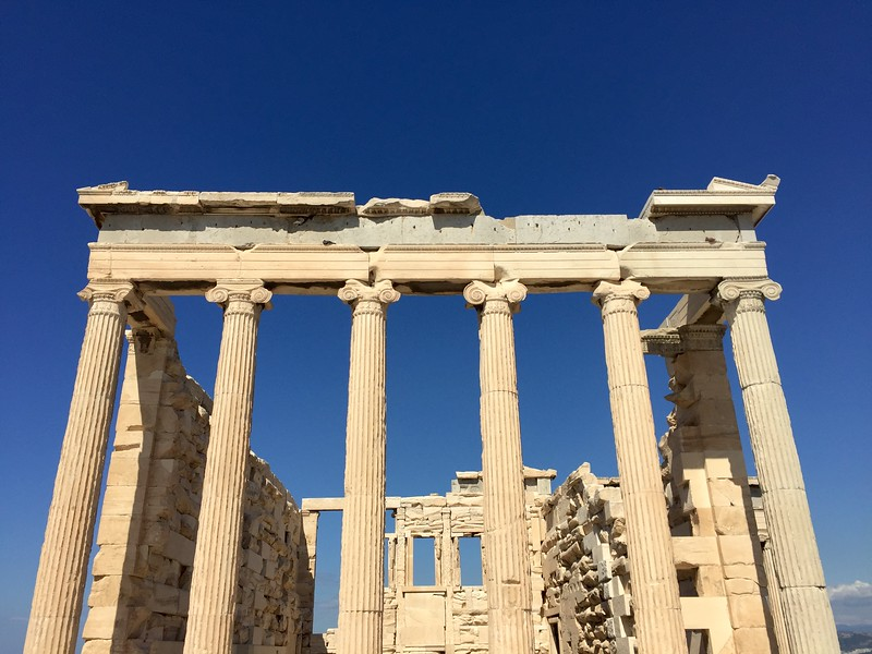 <b>Erechtheion</b> <br>Athens, GR <br>June 4, 2019