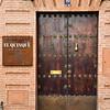 Door in Seville