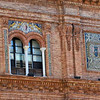 Windows of Plaza España