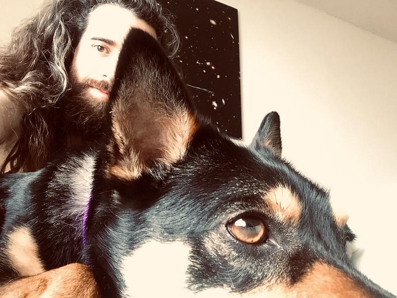 <b>Me and Taja</b> <br>San Francisco, CA <br>April 27, 2019
